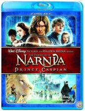 As Crónicas de Narnia - Principe Caspian Bluray