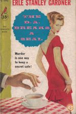 The D.A. Breaks a Seal | de Erle Stanley Gardner