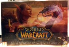 World of Warcraft Battlechest Edição Limitada  NOVO e SELADO