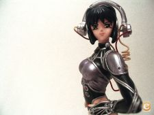 ghost in the shell kusanagi pvc action figure