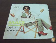 Madi - Lição de Português/ The Lover of My Life (Single)