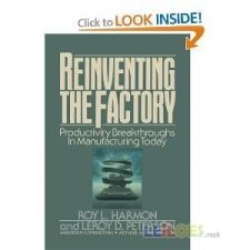 Reinventing the Factory: Productivity Breakthroughts in Manu