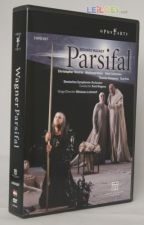 PARSIFAL - WAGNER - 3 DVDs