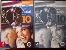 New Aerial 10 níveis 4/6 (Workbook+Extensive Reading)
