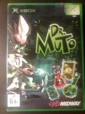 DR MUTO xr XBOX COMPLETO