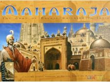 Jogo Maharaja: Palace Building in India - Phalanx Games