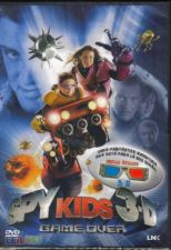 Filme em DVD: SPY KIDS 3-D GAME OVER - NOVO! ORIGINAL! SELAD