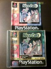 NICE CATS PS1 COMPLETO