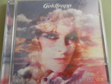 CD ***GOLDFRAPP: head first*** NOVO & SELADO