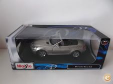 Maisto Carro 1/18 - Mercedes Benz SLK - Special Edition