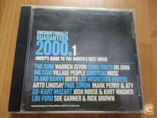 Various – Unconditionally Guaranteed 2000.1 (Uncut's Guide