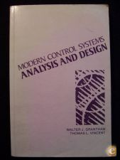 MODERN CONTROL SYSTEMS - ANALYSIS AND DESIGN