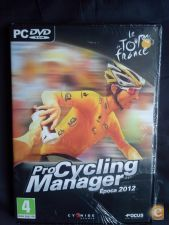 Pro Cycling Manager 2012 Tour de France Jogo PC(Novo;Selado)