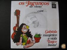 OS JAGUNÇOS DO RITMO.SINGLE.