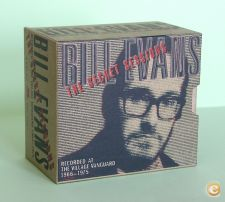 BILL EVANS_THE SECRET SESSIONS – Recorded at The Village Va