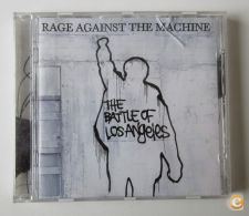 RAGE AGAINST THE MACHINE - The Battle Of Los Angeles (CD)