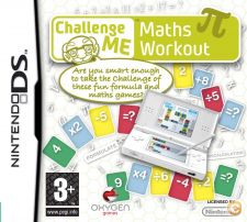 Challenge Me Maths Workout - Nintendo DS