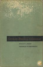 German Reading Grammar | de Stanley L. Sharp e Friedrich Wil