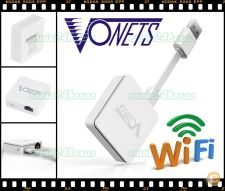 Vonets Mini 300Mbp WiFi Wireless 802.11N PS3 Xbox Satélite