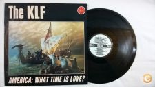 """THE KLF America:What Time Is Love 12"""" Maxi"""