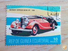 GUINE EQUATORIAL - CARROS   MAYBACH