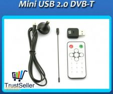 L314 Pen Receptor USB TDT - PC TV digital Mini DVB-T Mpeg4