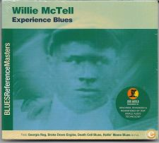 BLUES Willie McTELL Experience Blues CD Digipack 2002