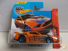 2014 Hot Wheels  161-1. `13 Ford Mustang
