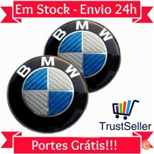 L6133 Simbolo Emblema Carbono BMW 82mm M Power Stock