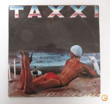 TAXXI - Day For Night (LP)
