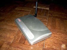 Router 4 portas Wireless 54g - Sitecom WL-535v1