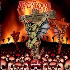 AFTERDEATH  - Unreal Life CD Portugal Death Metal anos 90