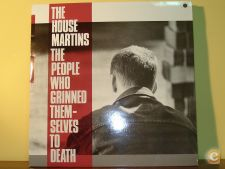 THE HOUSEMARTINS - THE PEOPLE WHO... DEATH  (vinil ALBUM)