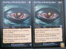 Magic EVIL EYE OF ORMS-BY-GORE kk cada uma 0,27 €