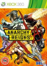 Anarchy Reigns - Original Xbox 360