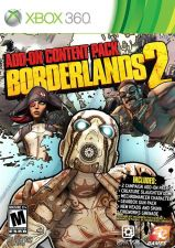 Borderlands 2 Add On Content Pack - Original Xbox 360