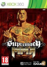 Supremacy MMA - Original Xbox 360