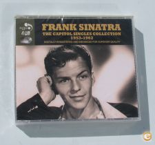 4CD_FRANK SINATRA-THE CAPITOL SINGLES COLLECTION, 1953-1962.