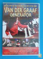 VAN DER GRAAF GENERATOR. Previously unreleased footage from
