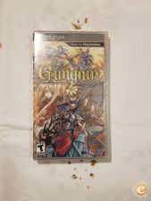 Playstation psp Gungnir Novo