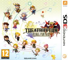 Theatrhythm Final Fantasy - NOVO Nintendo 3DS