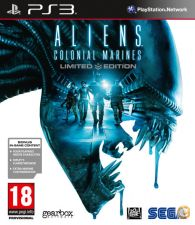 ALIENS COLONIAL MARINES-COMO NOVO