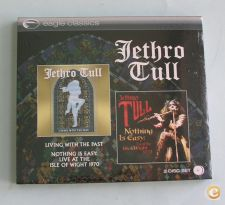 2 CD_JETHRO TULL_LIVING WITH THE PAST – NOTHING IS EASY.