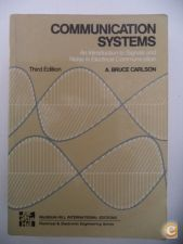 Communication Systems - A Bruce Carlson