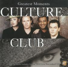 Culture Club - Greatest Moments+VH1 Live Storytellers 2CD