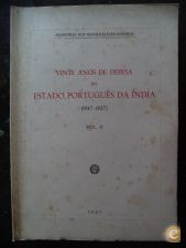 Vinte anos de defesa do estado português da India vol.2