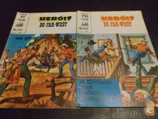 Herois Do Far-West 1974-1977 Nºs 61/76/85