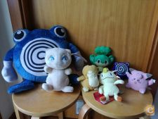 Peluches Star Wars - Pokémon - Batman - Mario - Angry Birds