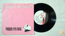 """SNIFF N´THE TEARS Poison In The Mail 7""""Single"""