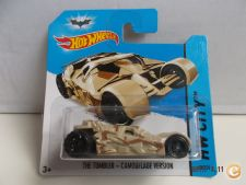 2014 Hot Wheels   063. The Tumbler Camouflage version